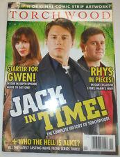 Torchwood Magazine Jack In Time November 2008 040215R
