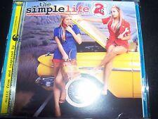The Simple Life (Paris Hilton/Nicole Richie) TV Soundtrack CD – Like New