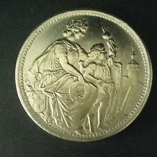 Switzerland Shooting Festival 1865 5 Franc Silver