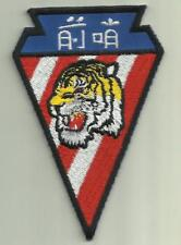 76TH FIGHTER SQ USAF PATCH MOODY AFB WAR AIRCRAFT PILOT CREW AVIATION USA TIGER