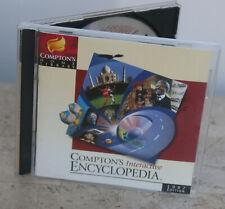 Compton'S * Interactive Encyclopedia * Software