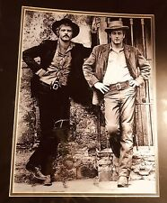 """1969 Butch Cassidy And The Sundance Kid 11X14"""" B&W Photo/Print/Poster Free S&H M"""
