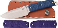 "Ka-Bar Snody Big Boss Knife 2-5102-3 9"" overall. 4 1/2"" S35VN stainless drop poi"