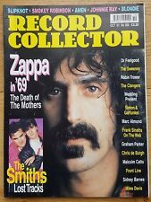 Record Collector Magazine, Oct 2001, No. 266, Zappa, Smiths, Slipknot, Blondie