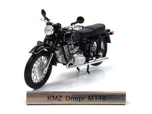 1/24 Atlas KMZ Dnepr MT10 Motorcycle Model