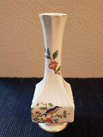 Aynsley Pembroke Fine English Bone China with Gold Trim Bud Vase