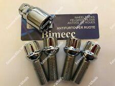 986 96-04 14x1.5 Nuts per Porsche Boxster RUOTA Bulloni /& Serrature 16+4