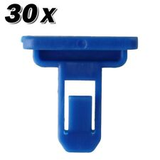 30pcs Nylon Front Rear Bumper Mudguard Spoiler Moulding Clip for GX470 Matrix