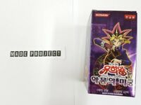 """YUGIOH CARDS """"Labyrinth of Nightmare"""" BOOSTER BOX / Korean Ver Official Goods"""