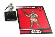 Star Wars Miniature: ELITE HOTH LEADER # 11A75