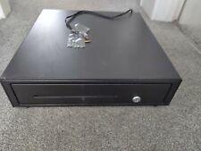 More details for heavy duty metal cash drawer epos till +key rj11 pos