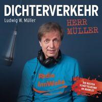 LUDWIG W. MÜLLER - DICHTERVERKEHR  CD NEU