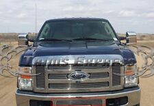 2008-2010 Ford F-250/F-350/Super Duty Billet Grille-Bumper