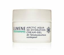 Lumene Arctic Aqua 3d Hydration Cream GEL for Oily / Combination Skin 50 Ml