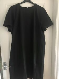 Next Black Office Dress Ladies Size 22 New with tags