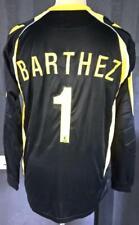 maillot FC Nantes porté Fabien Barthez 2007 match worn shirt FFF France gardien