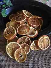 Dried Orange Slices bulk botanical 25 pieces crafting supplies potpourri simmer