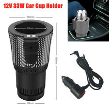 12V 33W Car Refrigeration Heating Control Vehicle Cup Holder Hot &Cold Drinks