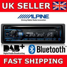 Alpine CDE-205DAB auto estéreo radio cd iPhone Bluetooth Usb Dab listo