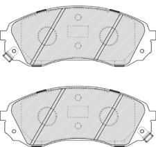 Front Brake Pad Set Fits Austin Hyundai Kia OE 581014HA50 Ferodo FDB4113
