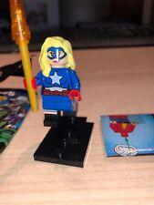 Lego Mini Figure Dc Super Heroes Stargirl