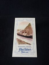 2013 Topps Allen Ginter Mini Panama Canal