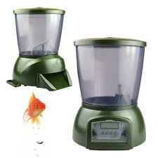 4.25L Automatic Pond Fish Feeder Digital Tank Pond Fish Food Timer