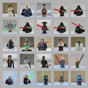 Star Wars Action Mini Figures Models Darth Vader Han Solo Kylo Red Leia Toys