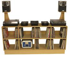 DJ Deck Stand 2x CDJs & 2x 1210s & DJM800 Mixer Inc Speaker Stands (DS2000/SS)
