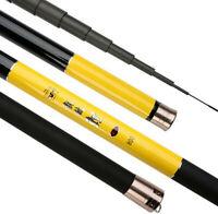 Carp Fishing Rod Telescopic Fishing Pole Carbon Fiber Hand Pole 8m-13m Fishing