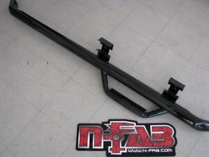 N-FAB INC Nerf Step Wheel to Wheel For 86-95 Chevy K-5 Blazer SUV 2 Door C8656B