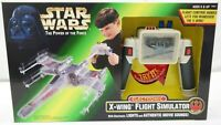 Star Wars Power of The Force Electronic X-Wing Flight Simulator  TY