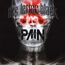 THE LETTER BLACK - PAIN * NEW CD