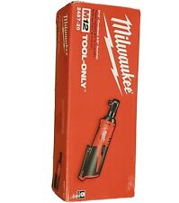 "Milwaukee 2457-20 M12 Cordless 3/8"" Ratchet (Tool Only) electric BNIB 245720"