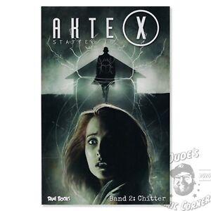 Dani Books Comic Akte X Staffel 10 Band #2 – Chitter Comics NEU Mulder Scully