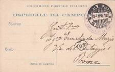 A2669) WW1 SANITA', FRANCHIGIA OSPEDALE DA CAMPO N. 62.