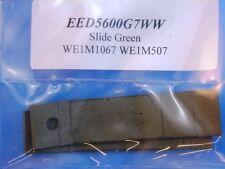 2 Drum Glides PN  WE1M1067 or PN we1m507 GE  Dryer Model EED5600G7WW; O4
