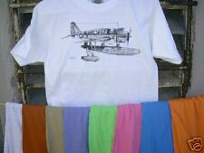 Vought OS2U Kingfisher Tshirt Sz S !FREE US S&H!!!