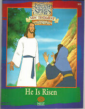 He Is Risen Acitivty & Resouce Book Level 1 & 2 Amy Binder etal. SC 1994