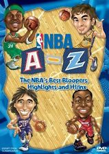 NBA - A-Z - The NBA's Best Bloopers, Highlights And Hijinx (DVD, 2012)