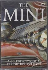 THE MINI - A CELEBRATION OF A CLASSIC BRITISH ICON  - DVD - NEW
