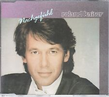 Roland Kaiser CD-MAXI  NACHTGEFÜHL (c) 1988
