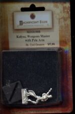 Magnificent Ego Kalysa Weapons Master w Pole Arm MINT