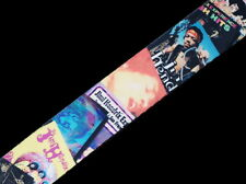 LEVY'S Jimi Hendrix polyester Guitar Strap 2'' wide - NEW
