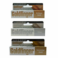 Daler Rowney goldfinger rub-on métalliques Coller Artisanat watch the vedio