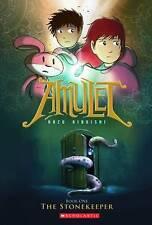 NEW The Stonekeeper (Amulet #1) by Kazu Kibuishi