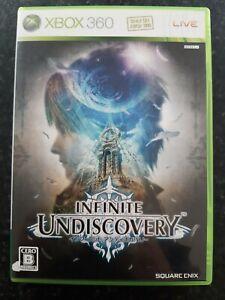 Infinite Undiscovery Japanese Xbox 360 Xbox One