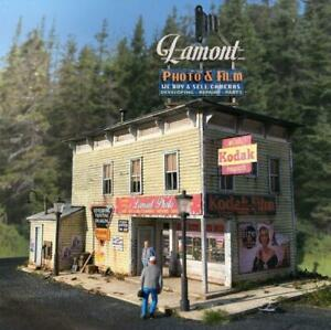 Ho Scale Fos Scale Models Kit - Lamont Camera - #076