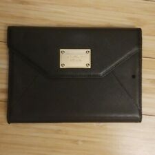Michael kors Apple Ipad Mini Clutch Display Case Leather Wallet in original box