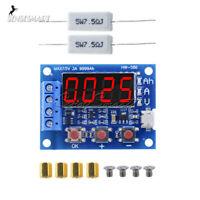 18650 Li-ion Lithium Lead-acid Battery Capacity Meter Discharge Tester HW-586